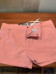 MR TURK  - Embossed Knit Swim Shorts