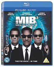 MEN IN BLACK 3 - BLU RAY 3D - NEW / SEALED - UK STOCK
