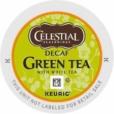 Celestial Seasonings  Decaf Green Tea keurig k-cups 96 count -FREE SHIPPING