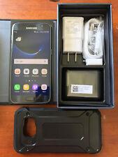 New Samsung Galaxy S7 SM-G930A - 32GB - Black Onyx AT&T Unlocked Smartphone