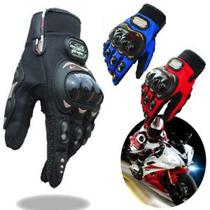 New Racing Gloves Motorbike Motocross Summer Fiber Bike Pro-Biker Motorcycle