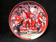 LIVERPOOL PLATE DANBURY MINT THE SHANKLY YEARS 1959-1974 BILL SHANKLY ANFIELD