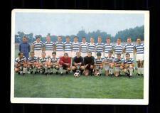 Squadra scheda MSV Duisburg Bergmann SB 1965-66 n. 97