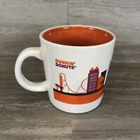 2012 Dunkin Donuts Florida Limited Edition Destinations Coffee Mug Cup Tea Milk