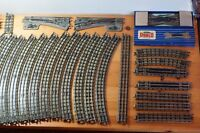 Collectors Meccano Dublo OO Gauge Track Rolling Stock Boxes Bundle Job Lot