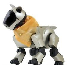 SONY AIBO | ERS-210 GOLD EDITION - ROBOTER HUND KOMPLETTSET - BOXED