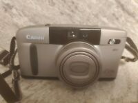 Canon Sure Shot Z135 - 35mm Point & Shoot Automatic Film Camera r1