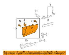 TOYOTA OEM 2006 Prius-Dash Glove Compartment Box Door 5555047060C1