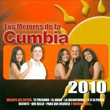 NEW Los Mejores De La Cumbia 2010 (Audio CD)