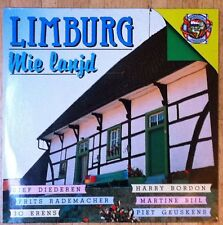 VARIOUS ARTISTS Limburg Mie lanjd LP/DUTCH Sjef Diederen Jo Erens Martine Bijl