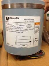 MAGNETEK WP113093 EQUIVALENT TO ADVANCE 79W6091 400W MH WHEATHER PROOF BALLAST