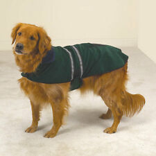 Size Medium Casual Canine Reflective Dog Coat Dog Jacket Hunter Green WARM USA