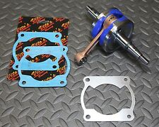 BLASTER Yamaha crank crankshaft VITO'S +3mm STROKER YFS200 & bearings + spacer