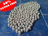 28mm scale Bag of 100+ resin skulls. For fantasy and sci-fi bases and terrain