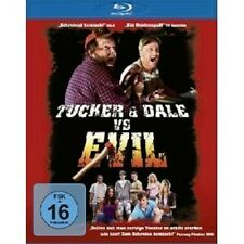 TUCKER & DALE VS. EVIL BLU RAY NEU