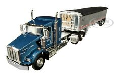 KENWORTH T800 W/WILSON PACESETTER TRAILER 1/64 DIECAST BY DCP/FIRST GEAR 60-0606