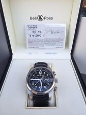 Bell & Ross Vintage 126 XL Automatic (with original Box, Papers, Guarantee)