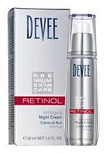 Devee Retinol Anti-Aging Night Creme - Nachtcreme mit Hyaluronsäure, 5160020