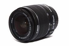 Canon EF-S 18-55mm f/3.5.5.6 IS II Standard Tele Objektiv für EOS Kameras...