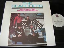 The Searchers Take me for what I 'm Worth/German lp'65 REISSUE 1987 PRT 6.26692