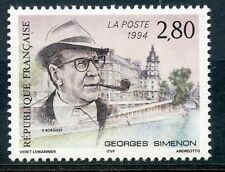 STAMP / TIMBRE FRANCE NEUF N° 2911 ** CELEBRITE / GEORGES SIMENON
