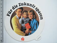 Aufkleber Sticker Sparkasse Sparen (7667)