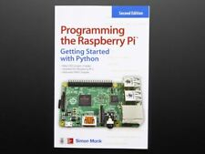 Adafruit Programming the Raspberry Pi: Getting Started with Python [ADA1089]