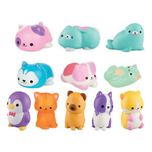 Soft n Slo Ultra Squishies Animal and Food Collection.