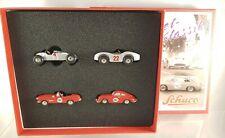 """Schuco piccolo Set """"Eifel Klassik"""" Auto Union,Mercedes,Porsche,BMW - 05210"""