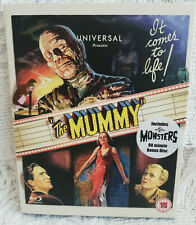 The Mummy (1932) - New Sealed Blu-Ray - Includes Bonus Disc - Packed with Extras
