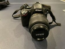 Nikon D5100 16.2MP Digital SLR Camera - Black - 2 Lenses (see description)