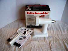 Kitchen Aid Chopper Attachment