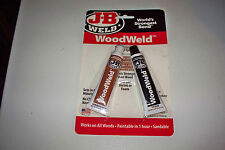 J B JB Wood Weld Quick Setting Epoxy Glue Fills Bonds Wood Bonding & Repairs