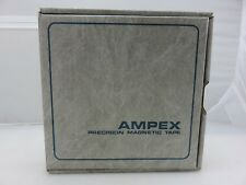 Ampex 196 Precision Magnetic Video Tape NEW OLD STOCK SEALED