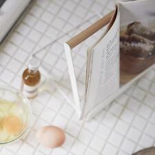 Iron Desktop Stand Music Book Holders Bookstand Cookbook Easel Bracket