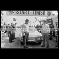 #pha.019306 Photo TULIP RALLY TULPEN RALLYE 1966 Car Auto