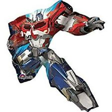Transformers Optimus Prime NEW Foil Balloon Birthday Party Decoration 40* 30cm