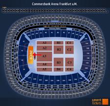 Tickets - HELENE FISCHER - FRANKFURT - Konzertkarten - Top Sitzplätze - 20.07.18