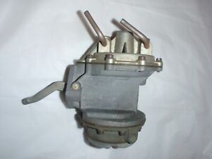 REBUILT Original AC Fuel & Vacuum Pump 55 Lincoln 1955 with 341 V8 # 4235