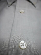 Brooks Brothers Button Down Oxford Shirt  Milano Fit 15 x 31 NWOT USA $140 New