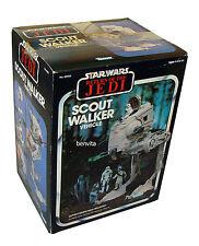 Star Wars - Scout Walker Vehicle 1983 Kenner 4+ Neu/New