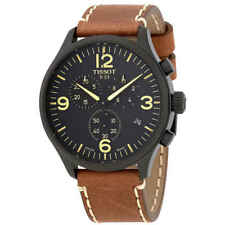 Tissot T-Sport Chronograph XL Black Dial Men's Watch T116.617.36.057.00