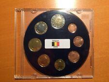 Belgie  UNC set 1999  1 ct t/m 2 euro  8 munten