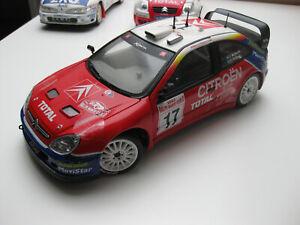 Citroen Xsara WRC Rallye Monte Carlo 2003 Collin Mc Rae 1:18