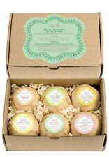Mind, Body, and Balance Bath Bomb Gift Set for Women: 6 Exquisite Scents