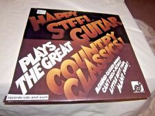 HAPPY STEEL GUITAR-PLAYS THE GREAT COUNTRY CLASSICS-NEW SEALED VINYL RECORD LP