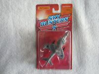 Matchbox:  1988 Sky Busters Military Aircraft:  Harrier NIP