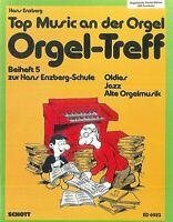 Hans Enzberg ~ Orgel-Treff Beiheft 5