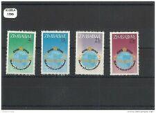 112014/1290 - ZIMBABWE 1980 - YT N° 17/20 ** (MNH) LUXE