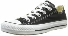 Converse Chuck Taylor All Star Black White Ox Lo Unisex Trainers Shoes